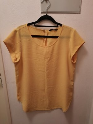 Only Blouse topje geel