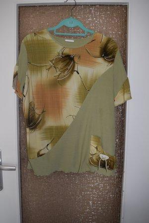 Tunique multicolore polyester