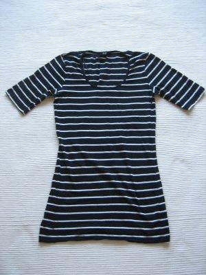 shirt bluse streifen gr. s 36 F&F