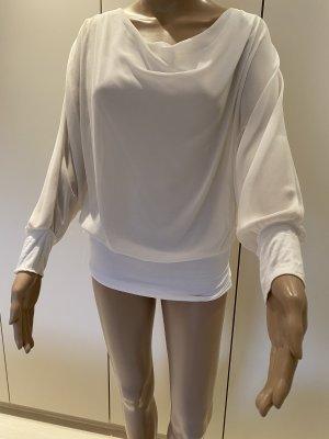 Shirt bluse weiß gr 36/38