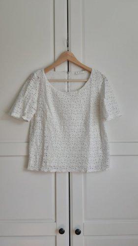 Shirt /Blusenshirt mit Spitze