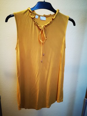 b.p.c. Bonprix Collection T-shirt giallo pallido