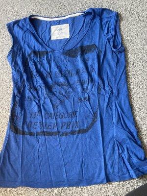 Broadway T-shirt bleu