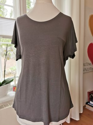 Cartoon T-Shirt dark grey viscose