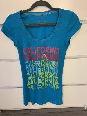 Arizona T-shirt imprimé multicolore