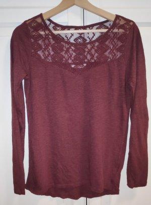 Camaieu Shirt basique violet