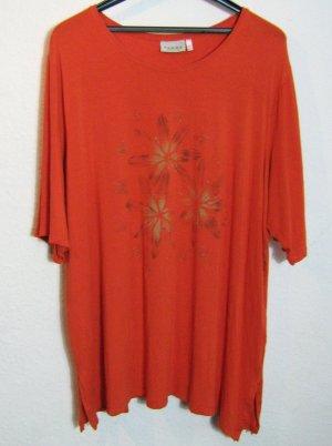 Canda Lang shirt oranje