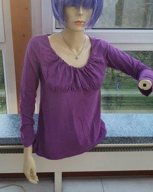 Mikos Koszula typu carmen liliowy