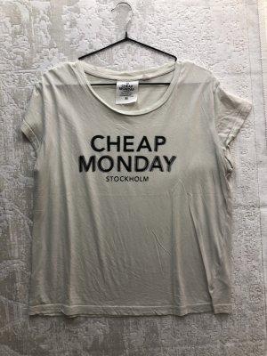 Cheap Monday T-shirt bianco