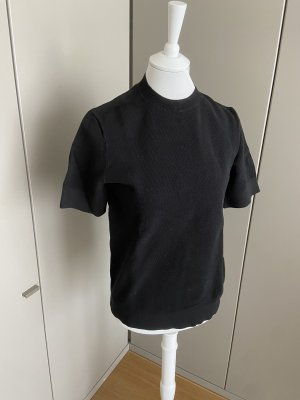 COS Turtleneck Shirt black