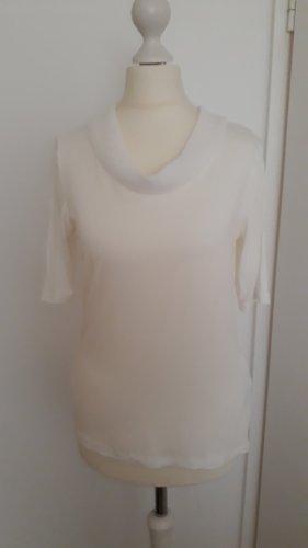Shirt creme Gr. 36 MORE&MORE