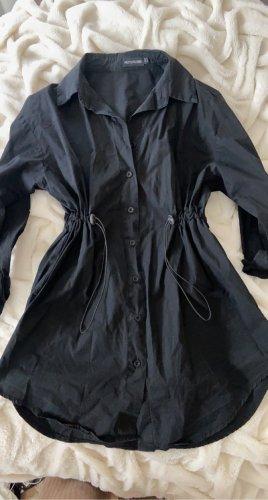 Pretty Little Thing Shirt Dress black