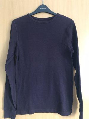 Shirt dünn brombeerfarben von H&M