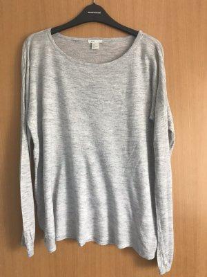 Shirt dünn grau von H&M