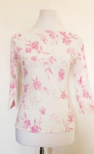 Apart Fashion Siateczkowa koszulka Wielokolorowy
