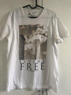 Selected Koszulka z nadrukiem Wielokolorowy