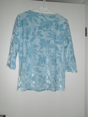 Dress In Tunique bleu clair polyester
