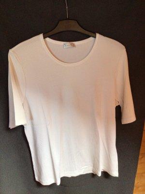 Bonita Prążkowana koszulka biały