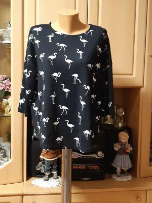 Shirt,  Feinstrick Pullover