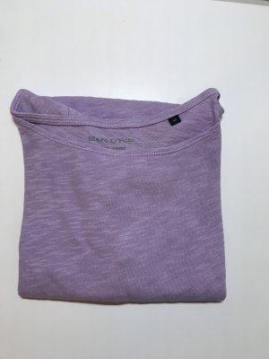 Marc O'Polo Boothalsshirt lila