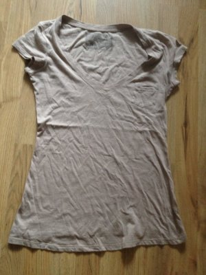 Shirt Fornarina sand- beigefarben