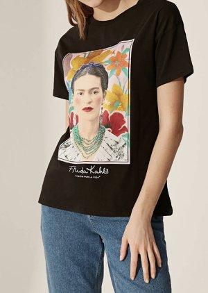 """Shirt """"Frida Kahlo""""Druck größe XS Neu"""