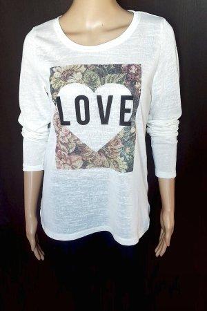 Shirt Frühling LOVE Gr.38/40