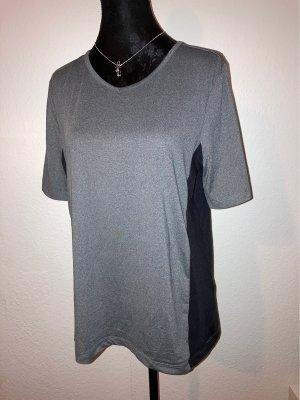 Sports Shirt grey-black