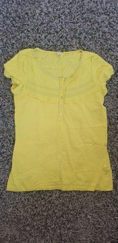 Shirt gelb S.Oliver