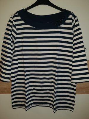 Shirt gestreift Gr 44, (3/4 Arm)