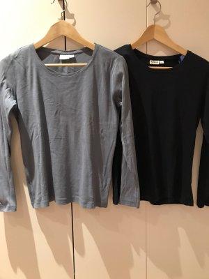 Shirt Gr 36/38 Basic langer arm