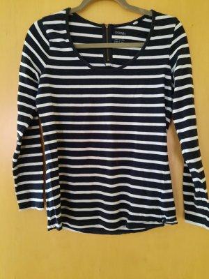 Esmara Basic Shirt white-black
