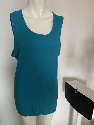 Shirt Gr 42 XL von much und more türkisblau