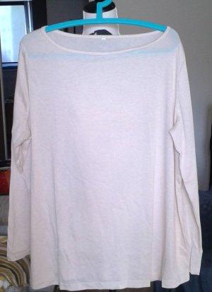 Shirt, Gr.52/54, helles beige