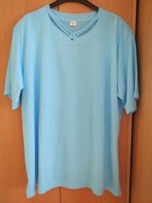 American Eagle Outfitters T-shirt bleu azur