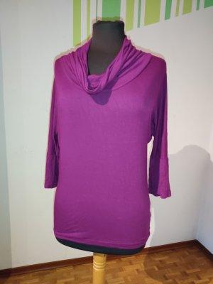 Shirt, Gr. M, 17&Co. 3/4 Ärmel, Top, Wasserfall