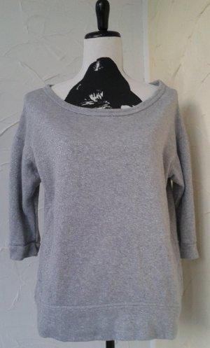 Koszulka typu batik srebrny