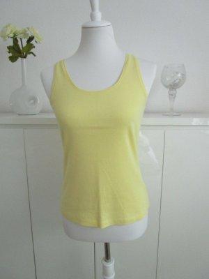 Orsay Basic topje lichtgeel-geel