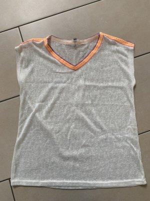 Takko T-shirt bianco sporco