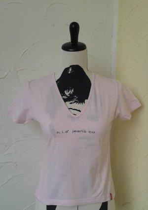 His Batik Shirt light pink