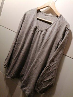 Shirt grau Oversized