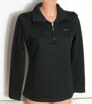Shirt Größe 36 Schwarz Lange Ärmel Sweatshirt