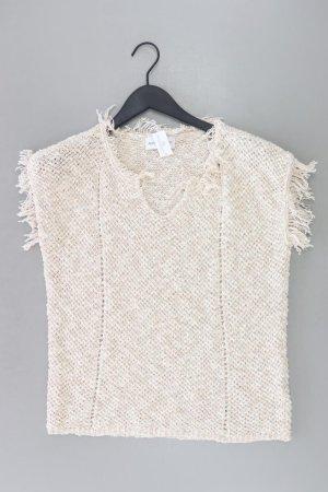 Shirt Größe 38 creme aus Baumwolle
