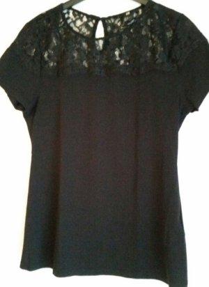 Shirt Größe M schwarz
