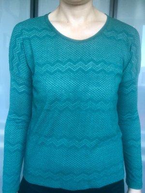 Shirt, grün, Gr. 36