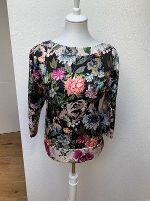 Shirt Hallhuber 34 Blumen
