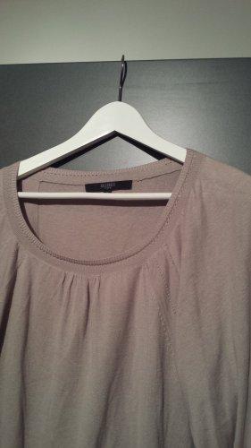 Shirt Hellbraun Hallhuber Gr. M