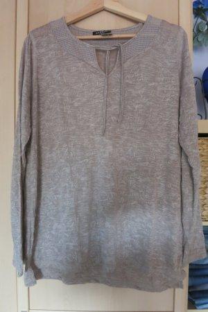Shirt im Crinkle-Look
