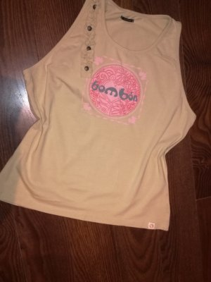 Shirt im Ibiza / Hippie Look