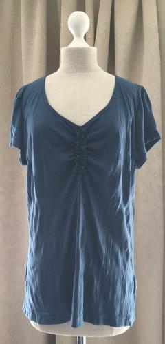 Shirt im Knitterlook